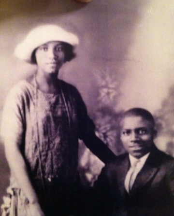 Paternal Grandparents (early years)